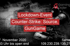 CSS-Lockdownevent